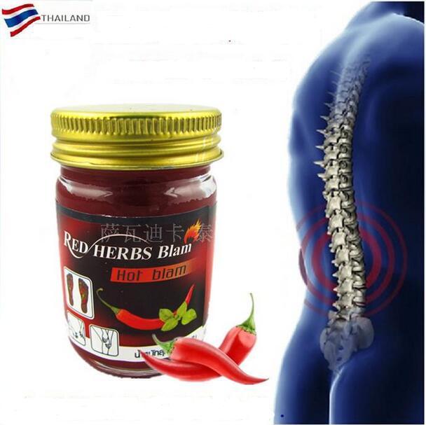 Thailandia Counterpain Analgesico Balsamo Allevia Dolori muscolari e Il Dolore Alleviare Il Dolore Balsamo Artrite Reumatoide Dermacol verde erba