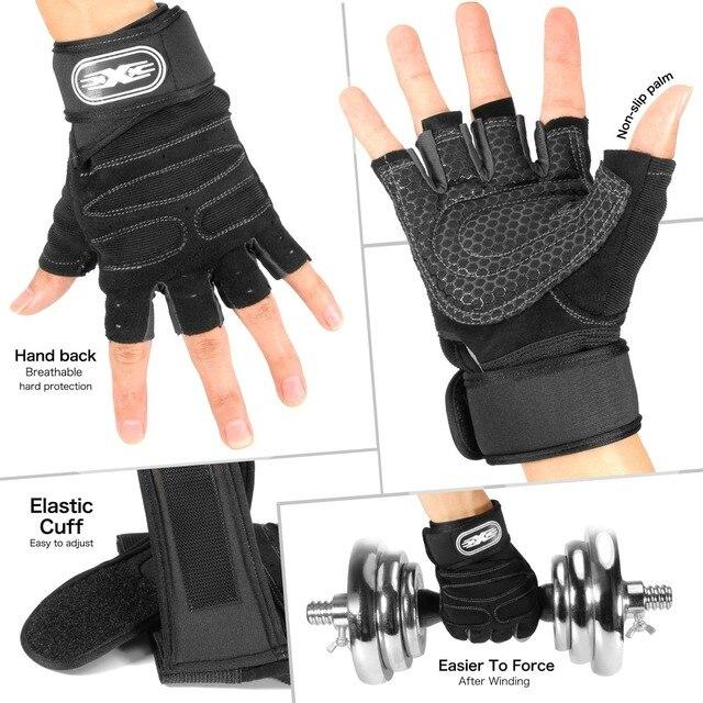 Gym Fitness Gloves  3
