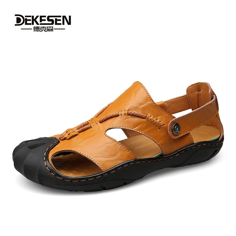DEKESEN New Brand Toe Protect Men