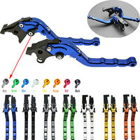 For Ducati GT 1000 GT1000 2006 2010 PAUL SMART LE 06 S2R 1000 06 08 Motorcycle CNC Adjustable Blade Brake Clutch Levers Folding