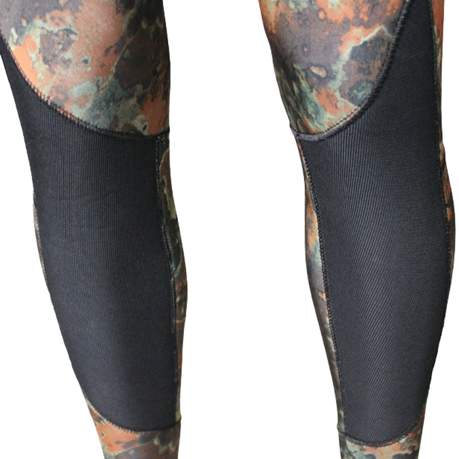 REALON Wetsuit 5mm Neoprene Camo Spearfishing Scuba Diving Suit for - Sportswear and Accessories - Photo 6