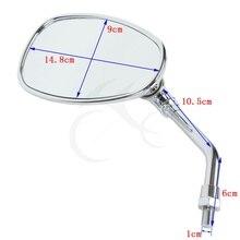 Left Right Rear Mirrors XVS400 XVS1100 XVS1300 XV1900 XV1700 XV1600