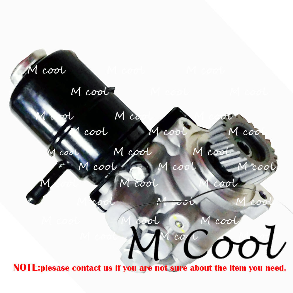 Power Steering Pump For Mitsubishi Pajero Pump Montero Shogun 3 V68 V78 3.2 Desiel For mitsubishi power steering pump MR223480