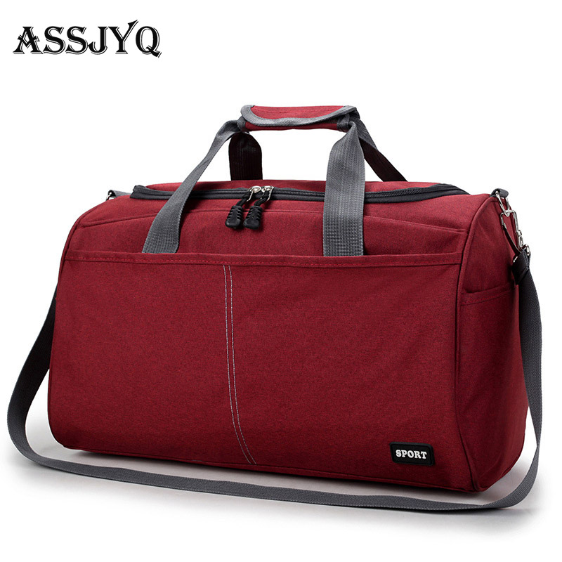 2019 Unisex Travel Bag Quality Travel Bags Organizer Men Weekend Bag Women Luggage For Travelling Bags Foldable Duffel Pack