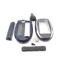 M7 Keychain Fall Für Scher-khan Magicar 7 8 9 10 11 12 Scher khan M8 M9 M10 M11 m12 Zwei Weg Auto Alarm System LCD Fernbedienung