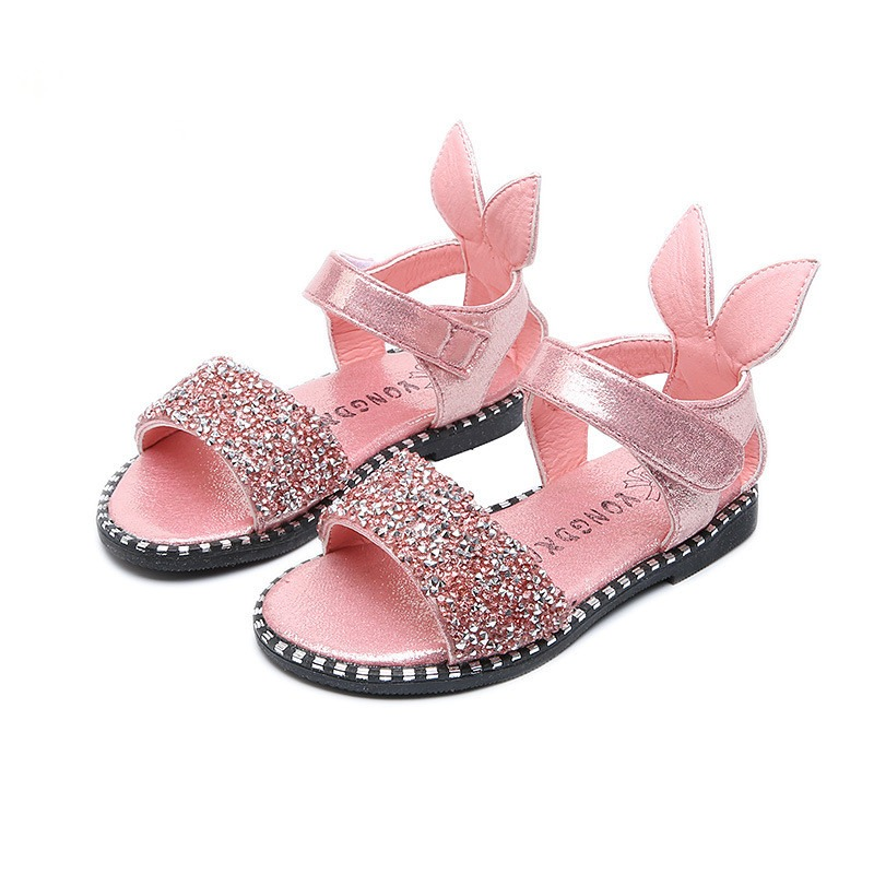 Baby Sandals 2019 New Baby Toddler Beach Shoes Soft Breathable Genuine Leather Child Summer Shoes Boy Girl Sandals 1-5years 748 At All Costs Girls