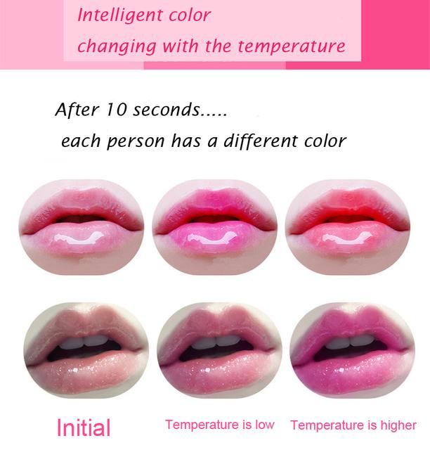 6pcs/lot Moisturizer Lipstick Mix Color