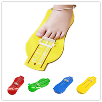 Baby Foot Ruler Kids Foot Lenght Measuring Gauge Feet Length Measuring Device For Chikdren