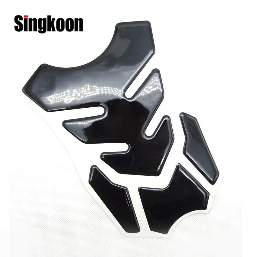 3D Motorcycle Decals Stickers Motorbike Tank Pad Tankpad Protector Stickers FOR Suzuki Sv 1000 Cbf 600 Honda Cbr650f 600 Bandit