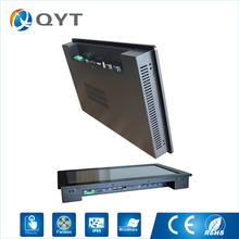 21.5» industrial panel touch screen pc celeron C1037U 2GB RAM32G SSD 4usb/2rs232 embedded tablet pc 1920×1080