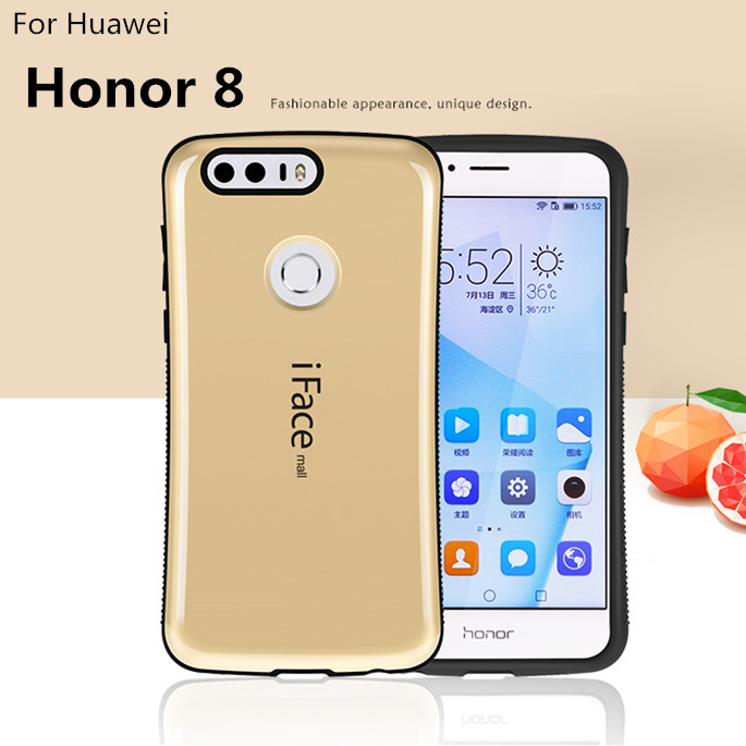 Buy Dropproof Case Cover Huawei Honor 8 Shockproof Case For Huawei Honor 8 Anti-Knock Shell candy color cover for $6.07 in AliExpress store
