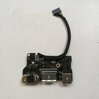 Original Power Audio Board MagSafe I O USB DC Power Jack For MacBook Air 13 A1466