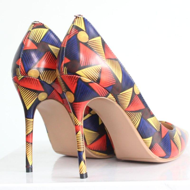A Nouveau Grandes 46 Mariage Femme À Carollabelly Personnalisé Chaussures Conception Pompes Picture Hauts 2018 Pointu Talons De Bout Tailles Sexy Stilettos Style any N80OnkwPXZ