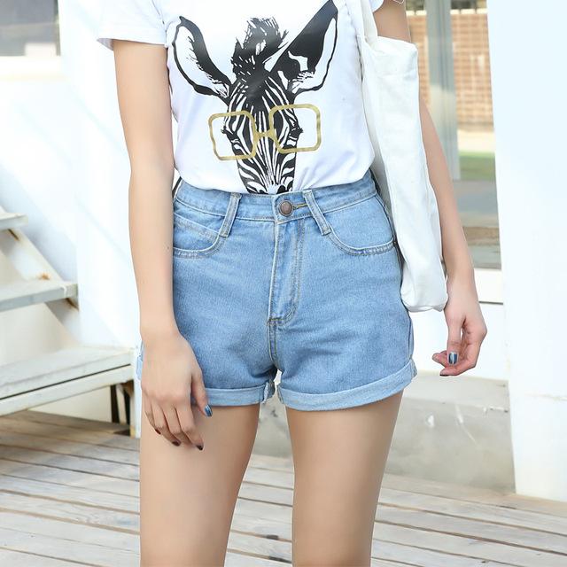 Hot Denim Shorts