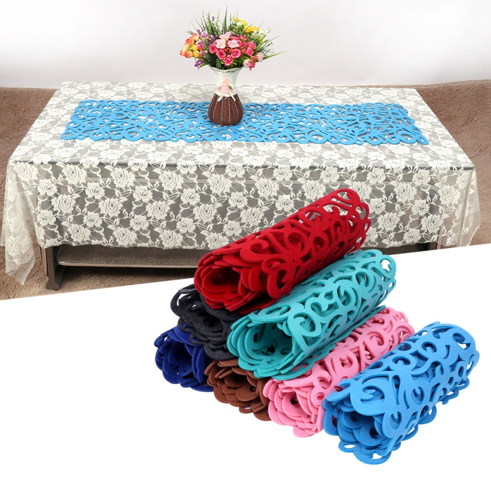 102 x 29cm rectangle shape tablecloth table runner for 102 table runners