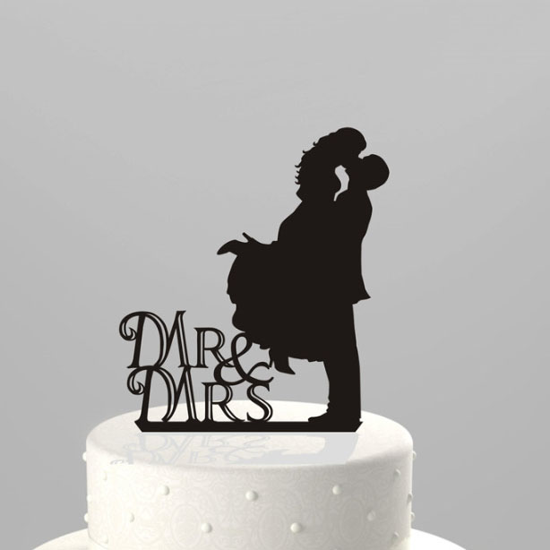 wedding cake topper stands free shipping acrylic and groom wedding cake topper 26607