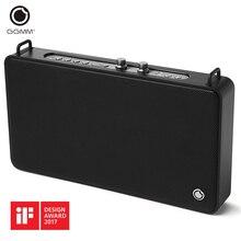 GGMM E5 WiFi Wireless Speakers Bluetooth Receiver Portable MP3 Player Stereo Hands free Call HiFi Speaker DLNA for Smartphone