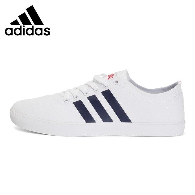 size 40 5ce2c f0335 Original nueva llegada Adidas NEO etiqueta fácil del volcán  de los hombres  zapatos de skate