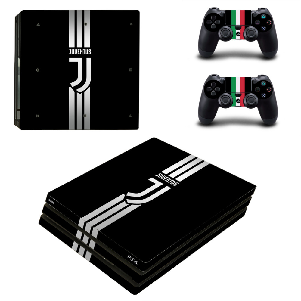 Cristiano Ronaldo Cr7 Ps4 Pro Skin Sticker Decal Vinyl For Playstation 4 Console And 2 Controllers Ps4 Pro Skin Sticker