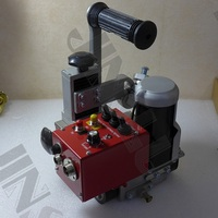Mini Automatic Welding Carriage Machine Welder Car SZ 10 V CO2 MIG Auto Welding