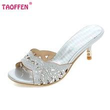 มาใหม่ฤดูร้อนp eep toeเซ็กซี่แฟชั่นผู้หญิงส้นบางปั๊มปริ๊นเซรองเท้าส้นสูงรองเท้าผู้หญิงขนาด32-45 PA00139