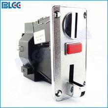 10 шт. электронный программируемый мульти 6 монетоприемник для cpu селектор монет торговый автомат стиральная машина, DG600-F