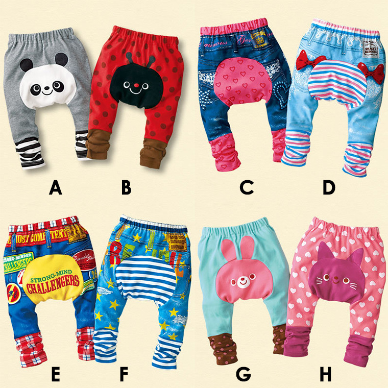 1pc Children S Animal Warm Pp Pants Baby Boys Girls Trousers Spring And Autumn Baby Clothing Kid Wear Kids Legging Newborn Cloth Pp Pants Pants Babypants Baby Boy Aliexpress