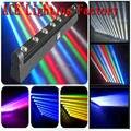 Free и Быстрая Доставка LED Луч Бар RGBW/LED 8x12 W Луч Движущихся Головного Света Бар хорошее качество