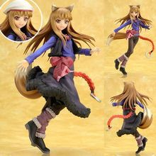 цены 20cm Anime Spice and Wolf Holo 1/8 Scale PVC Painted Figure Collectible Model Toy -16