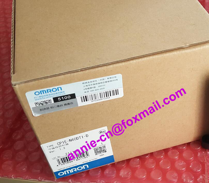CP1E-N60DT1-D  New and original  OMRON