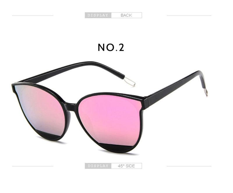 RBROVO Gafas de sol mujer vintage 11