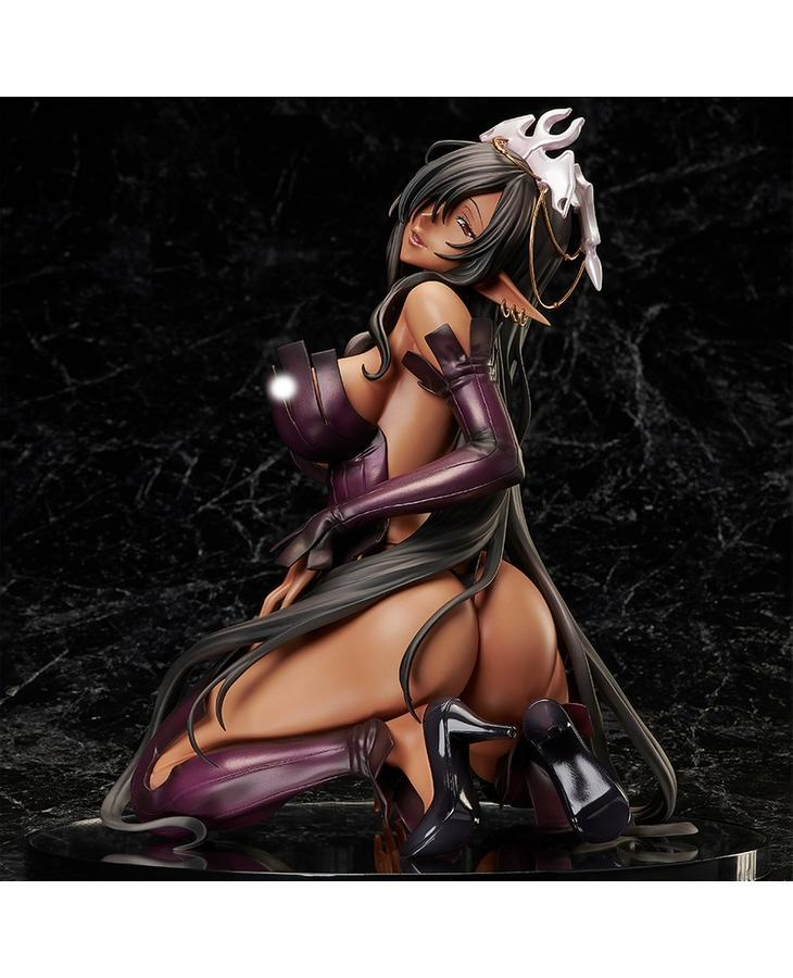 2019 new Native BINDing 25cm <font><b>1/4</b></font> <font><b>scale</b></font> Kuroinu Dakimakura Olga Discordia Anime sexy Girl action <font><b>figure</b></font> model toys figurine image