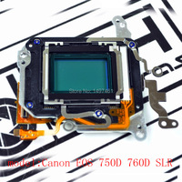 New Lmage Sensors CCD COMS Matrix With Low Pass Filter Repair Part For Canon EOS 750D