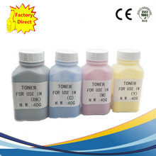4 x Refill Color Laser Toner Powder Kits For HP LaserJet Pro CM6030 CM6040 C M6030 M6040 H390A CB390A Printer toner refill for hp color laserjet cm6030 cm6040 printer for hp toner cb380a cb381a cb382 83a cb390a cm 6030 6040 toner for hp