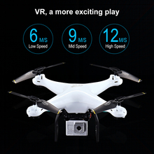 RC Drone Professional Quadcopter With Adjustable 720P HD Camera 0.3W 2.4G WiFi Remote Control Video RC Helicopter VS SYMA X52