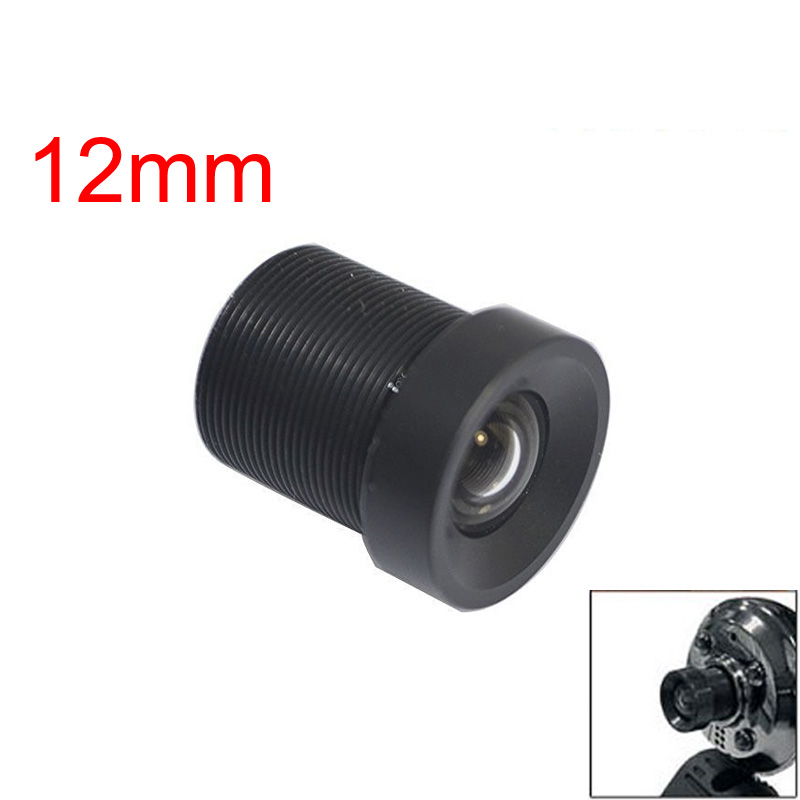 12mm Standard Zoom Board Lens Security CCTV Camera Lens 12 MM Focal Length LCC77 doumoo 330 330 mm long focal length 2000 mm fresnel lens for solar energy collection plastic optical fresnel lens pmma material
