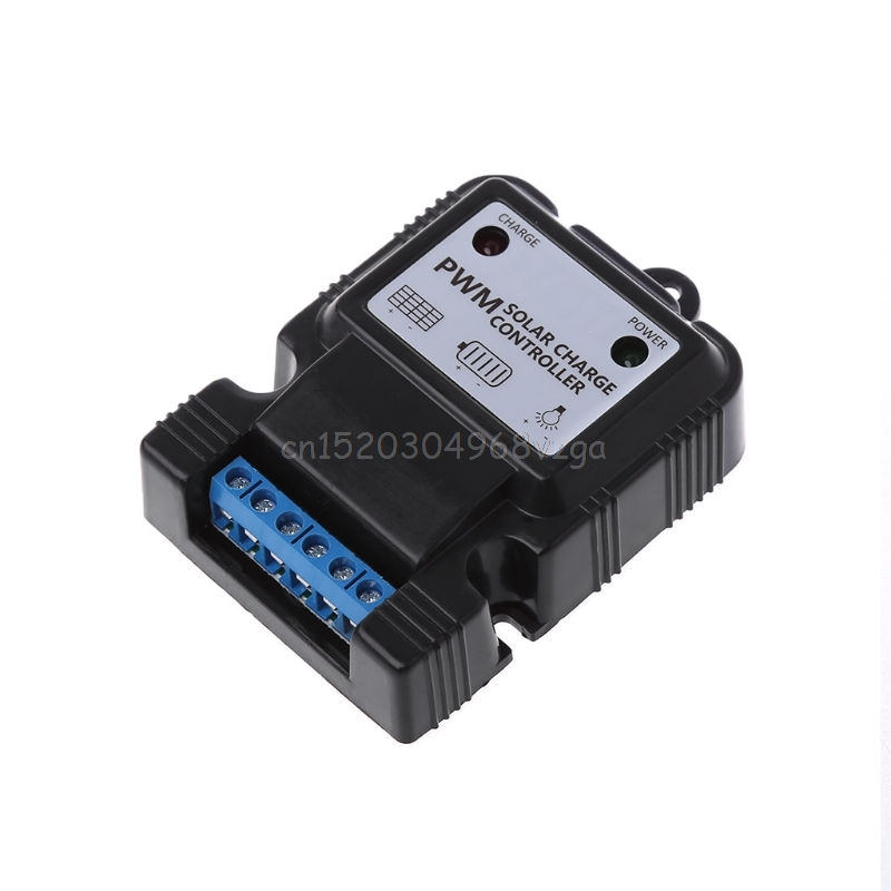 12V 3A Auto Solar Panel Charge Controller Battery Charger Regulator PWM #H028#