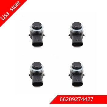 jarnix  4PCS/Lot Car Parking Sensor OEM 66209274427 For BM-W  X3 X4 X5 E70