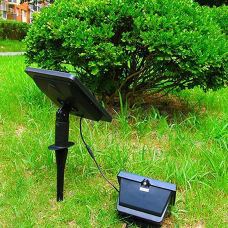 TAMPROAD Solar Reflector Outdoor Floodlight LED Security