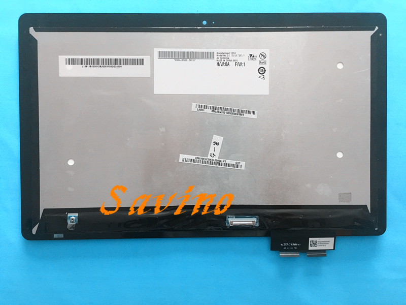New Original 11.6 Inch LCD DIsplay Panel Touch Screen Digitizer Assembly For ACER Iconia Tab W700 +Repair Tools Free Shipping