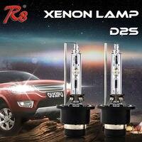 2 PCS R8 New Design HID Headlight D2 D2S Xenon Bulb Car OEM Replacement Lamp 35w