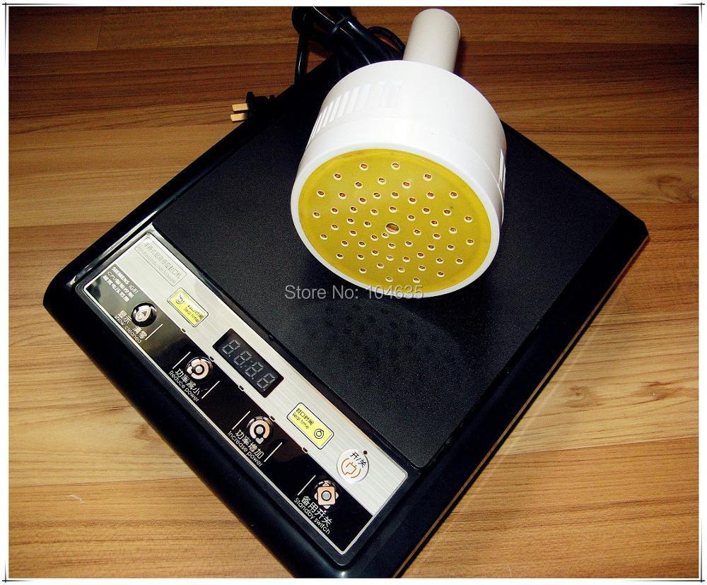 Free shipping 220V Portable induction sealing machine aluminum foil capper Honey Packaging Equipment bottle sealing machine