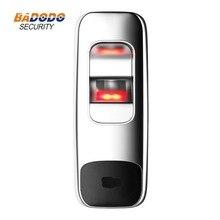 IP68 водонепроницаемый металлический корпус отпечатков пальцев автономный контроллер доступа F5 поддержка ID EM карты+ отпечатков пальцев для домашнего контроля доступа