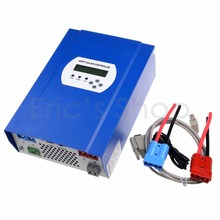 60A MPPT regulador Solar 12 V / 24 V / 48VDC con DC de salida carga Max 150 V de entrada PV regulador de la batería cargador RS232 / conector LAN