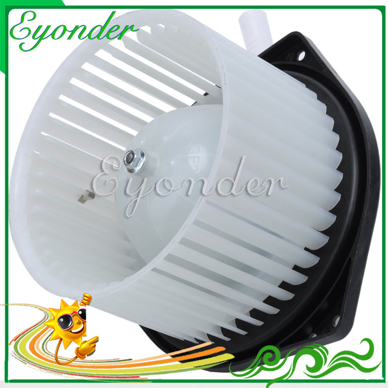 AC A C air conditioning Heater Heating Ventilation Fan Blower Motorfor MITSUBISHI OUTLANDER II LANCER RVR