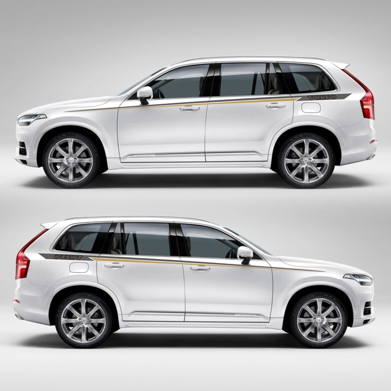 TAIYAO car styling sport car sticker For volvo XC90 car accessories car stickers and decals auto