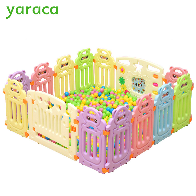 Baby Playpens Fencing For Children Kids Activity Gear Environmental Protection Barrier Game Safety Fence Educational Play Yard kids play fence indoor baby playpens outdoor children activity gear environmental protection ep safety play yard