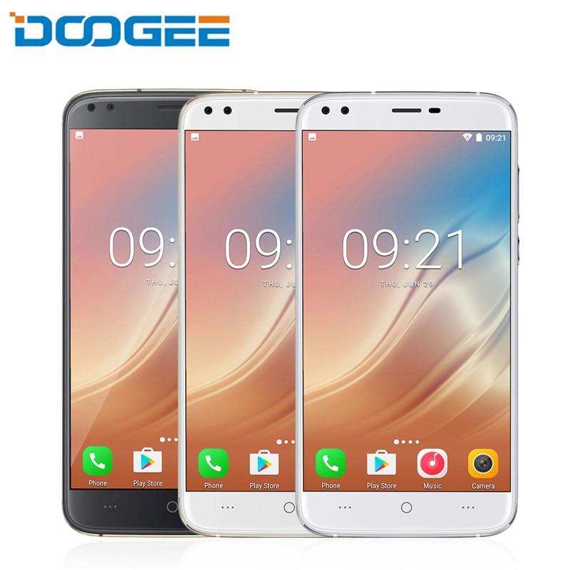 DOOGEE X30 2GB 16GB Mobile phone 4 Camera 2x8 0MP 2x5 0MP 5 5 inch HD