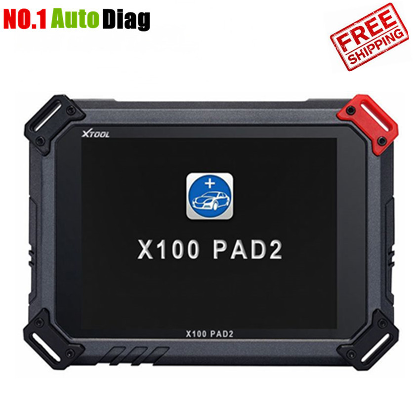 XTOOL X100 PAD2 Auto Key Programmer pad 2 for diagnosis oil reset Odometer many Special Functions