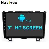 Navivox 9 2 Din Car Radio Android 7 1 2 RAM2G ROM32G Car GPS Navigation Stereo